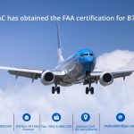 Jordan in the MENA Region announced that it has obtained the FAA certification for B737NG