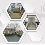 JAC has an interior shop, refurbishment and repair using the most innovative systems.